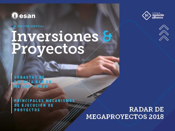 Revista Inversiones y proyectos - Edición especial