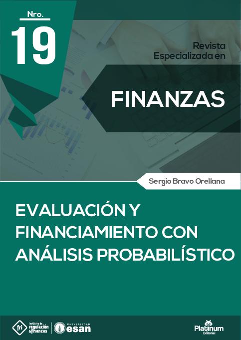 Evaluación y Financiamiento con análisis probabilístico