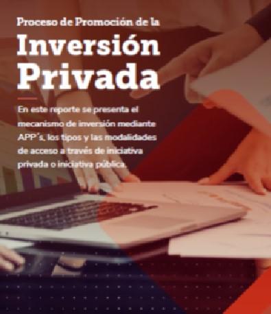 Proceso de promoción de la Inversión Privada
