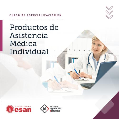 Curso de Especialización en Productos de Asistencia Médica Individual