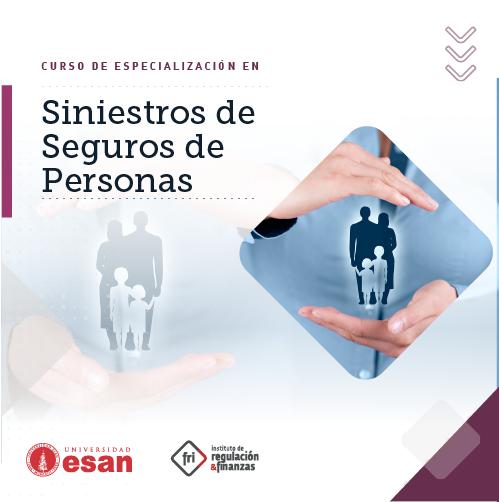 Curso de Especialización en Siniestros de Seguros de Personas