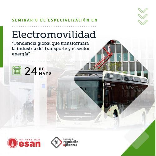 Seminario de Especialización en Electromovilidad