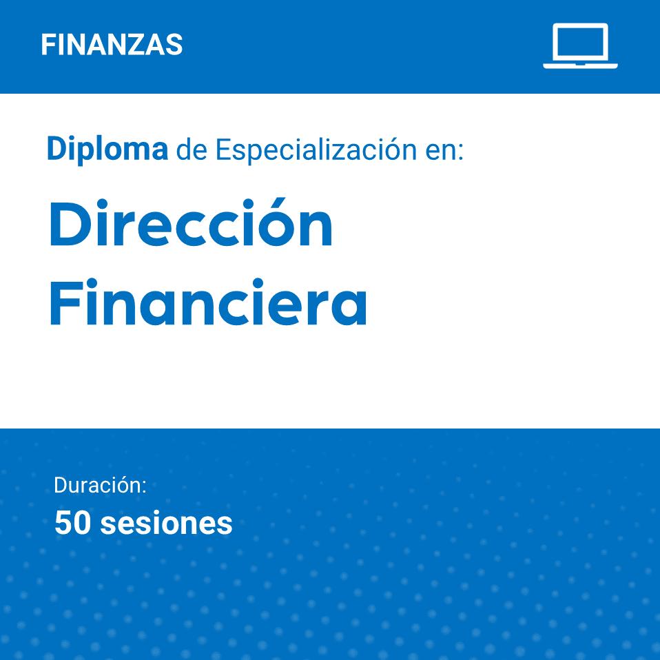 Diploma de Especialización en Dirección Financiera