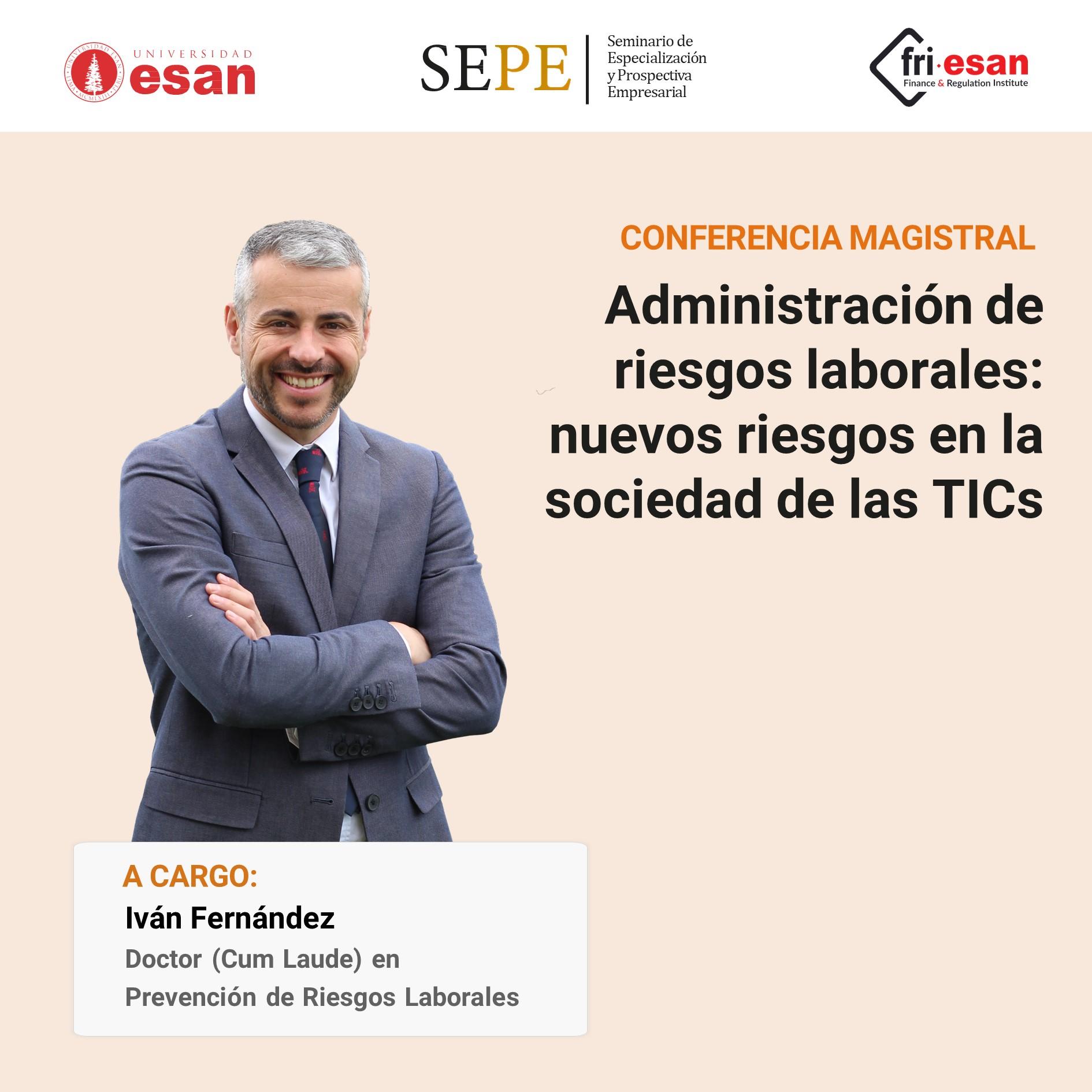 Administración de riesgos laborales, nuevos riesgos en la sociedad de las TICs