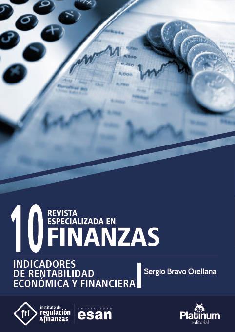 Indicadores de Rentabilidad Económica y Financiera