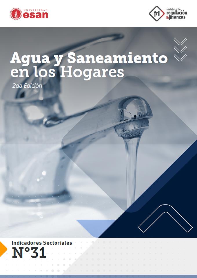 Agua y saneamiento en los hogares